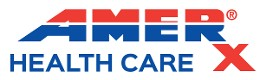 Amerx Health Care Logo